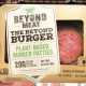 ¿Qué son las hamburguesas Beyond Meat?